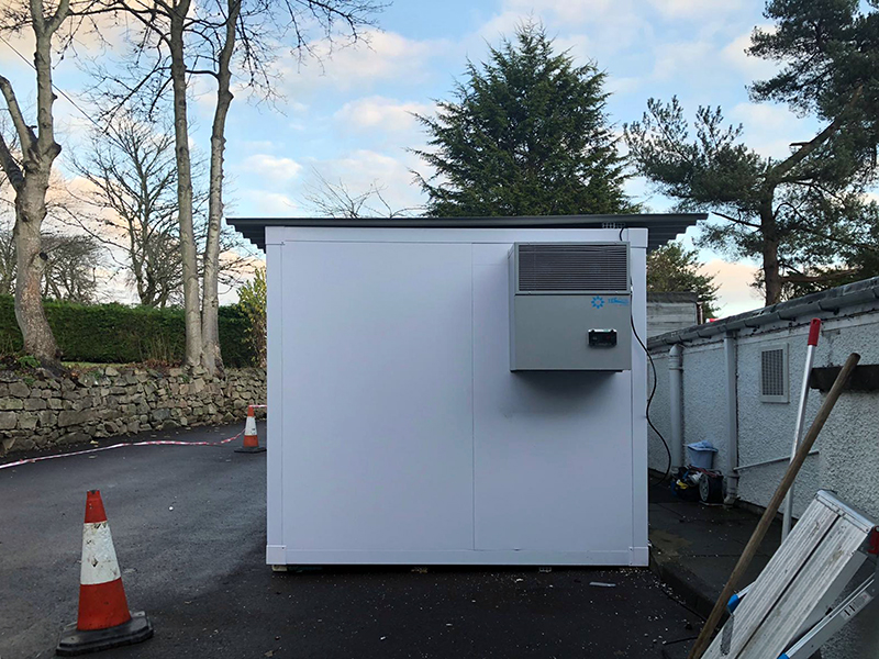 aberdeen-boxcold-chiller-freezer-room-with-water-proof-motor-and-cladding
